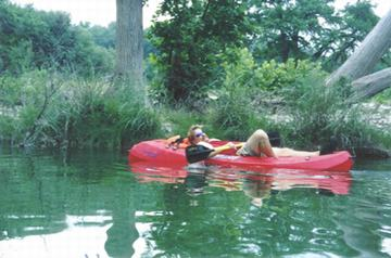 Hill Country Adventures - Birding, Kayaking, Frio Bat Flight